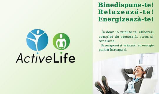 Branding Active Life